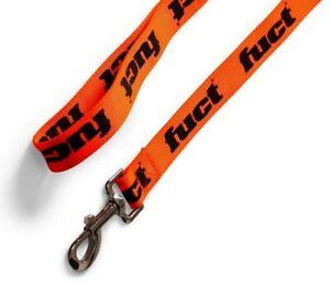 fuct 🇺🇸 Orange DOG LEAD Beast Leash KILL PEOPLE Not Animals Supreme SSDD BLM