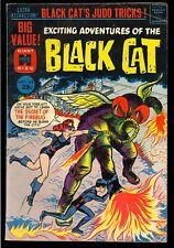 Black Cat #63 Nice Silver Age Harvey Superhero Giant Comic 1962 VG-FN