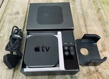 Apple TV (4th Generation) 64GB HD Media Streamer - A1625 with VESA Mount