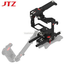 JTZ DP30 Camera Cage Baseplate Rig + Handle Grip For Panasonic Lumix GH3 GH4 GH5