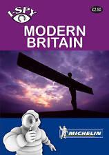Michelin I-Spy Modern Britain Book P/Back