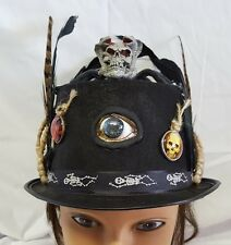 Papa Legba Swamp Voodoo Child Hat Halloween Costume Halloween Costume Accessory