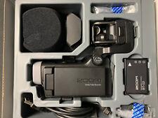 Zoom Q8 Hd Video Camera + Four Track Audio Recorder