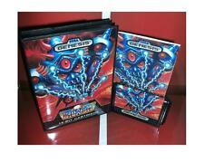 Truxton US Cover for Sega MegaDrive system 16 bit MD card