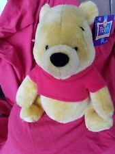 Classic Winnie the Pooh Gund 12 inch plush New Old Store stock