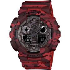 Quartz Battery Round Sports Wristwatches