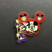 DLR - Disney Dreams Collection - Mickey Mouse Club - LE 1000 - Disney Pin 59400