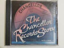 CD: Chancellor Records Story, Vol. 1: Frankie Avalon,Johnny Burnette,Jay Hawkins