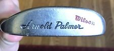 VERY RARE Original 1962 Wilson Arnold Palmer Putter : 8802 Designed By