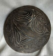 Old Kwoma clay pot, ceramic, oceanic tribal art, papua new guinea