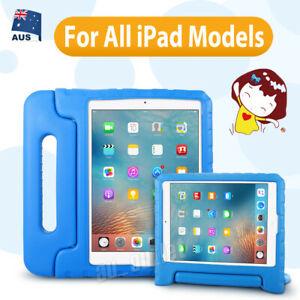 Kids Shockproof Heavy Duty Tough Case Cover For 9 8 7 6 5 4 3 iPad Mini Air Pro