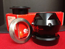 rare NOS Vintage edco treat headset 1 1/8 competition black edition (no ahead)