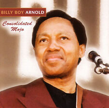 New: ARNOLD,BILLY BOY: Consolidated Mojo  Audio CD