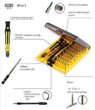 Werkzeugset 45 in 1 JK 6089-C Handy Reparatur Feinwerkzeug iPhone Torx Premium