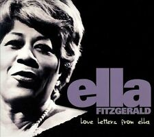 Ella Fitzgerald - Love Letters From Ella (Audio CD - Jul 31, 2007) NEW