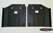 Front Floor Foot Well Pair Driver Passenger Right Left Side Panels Classic Mini