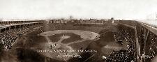 Chicago Cubs White Sox Photo 2 Baseball National League Vintage Antique Sports