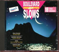 BOULEVARD DES SLOWS - VOLUME 1 - CD COMPILATION  [1597]