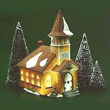Dept 56 New England Village Sleepy Hollow Church #59552 Retired