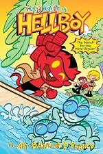 Itty Bitty Hellboy: The Search for the Were-Jaguar! (Itty Bitty Comics: Hellboy)