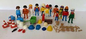 Vintage Playmobil Figures & Accessories Bundle Job Lot Set   A60