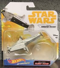 Hot Wheels Star Wars Starships Solo Imperial Arrestor Cruiser First Appearance