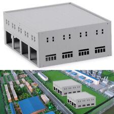 1:144 Scale Outland Model Train Railway Modern Garage Logistics Unpainted ut