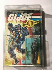GI JOE FIREFLY 34 BACK 1985 MOSC UNPUNCHED RARE  READ 600-