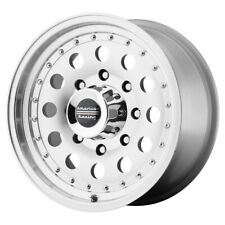 "4-American Racing AR62 Outlaw 2 14x6 5x4.5"" +6mm Machined Wheels Rims 14"" Inch"