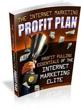 The Internet Marketing Profit Plan Ebook On CD $5.95 + Resale Rights Ships Free