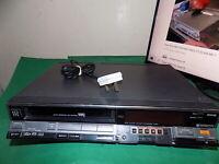 HITACHI VCR VHS VIDEO CASSETTE RECORDER PLAYER Tape VT-220E Vintage Grey FAULTY