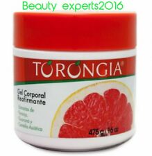 TORONGIA SLIMMING GEL Firming gel Cellulitis/GEL CORPORAL REAFIRMANTE 16oz. 475g