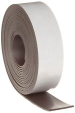 "Adhesive-Backed  Magnetic Strip Tape - 2"" x 5'. Very strong for outdoor. 60 mil"