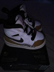 Jordan Legacy 1 312 (TD) Toddler Sneakers Rookie of the Year Size 4C