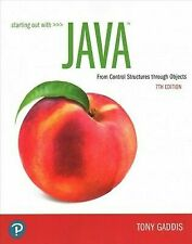 Starting Out with Java : From Control Structures through Objects 7th Edition
