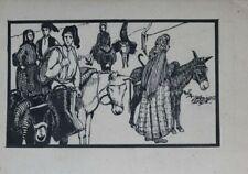 SINTRA PORTUGAL Drawing  Sybil Blunt British artist   circa 1920