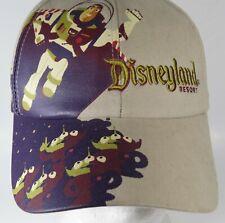 meet 1834c 75534 Disney Pixar Toy Story Buzz Lightyear Alien Hat Cap Adjustable Baseball  Logo EUC