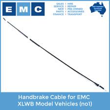 Handbrake Cable for EMC Elite and LSV XLWB (no1)