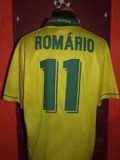 ROMARIO WC 1994 BRAZIL BRASIL MAGLIA SHIRT CALCIO FOOTBALL JERSEY CAMISETA
