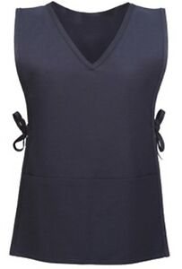 """Navy Blue Cobbler Apron 31"""" X 22""""  Nice Quality XL Size Fuller Fit FAST SHIPPING"""