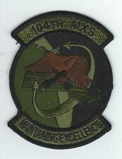 """104th MXS """"MAINTAINING EXCELLENCE"""" OPC patch"""