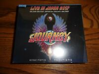 JOURNEY - ESCAPE / FRONTIERS - LIVE IN JAPAN 2017 - BLURAY / 2 CD - NEW/SEALED!