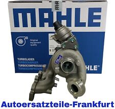 MAHLE Turbolader AUDI A3 + VW GOLF 6 CADDY PASSAT TOURAN SEAT LEON SKODA 1.6 TDI