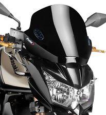 Puig Windschutz-Scheibe SE Yamaha FZ1/ FZ6/ FZ6 S2/ FZ8 Cockpit-Scheibe schwarz