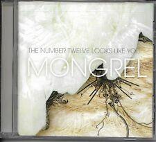 MONGREL THE NUMBER TWELVE LOOKS LIKE YOU-CD-experimental-grindcore-converge