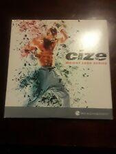 Beachbody Cize weightloss series Workout, get into it, turn it on
