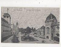 Bad Neuenahr Kurhaus & Kurtheater Germany 1927 Postcard 951a
