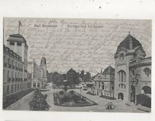 Bad Neuenahr Kurhaus & Kurtheater Germany 1927 Postcard 951a