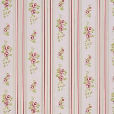 Studio G Floral Stripe Rose Upholstery Curtain Craft Fabric