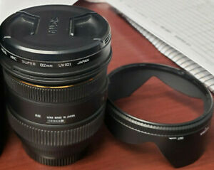 Sigma 24-70mm 1:2.8 DG HSM for Canon